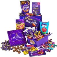 Cadbury судится за фирменный цвет упаковки