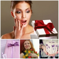 Что подарить девушке на международный женский день, шоколадный подарок