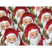 Шоколадные Деды Морозы растет производство фигурок