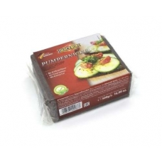 Хлеб Quickbury вестфальский пумперникель (Pumpernickel Bread) ржаной грубого помола 500г