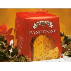 Кулич панеттоне пасхальный с изюмом и цукатами Valentino 1000г