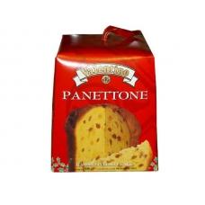 Кулич панеттоне пасхальный с изюмом и цукатами Valentino 500г