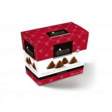 Шоколадные конфеты Bianca трюфели со вкусом какао (cocoa) Cердечки 175г