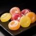 Фото леденцы Cavendish & Harvey вкус тропических фруктов крупный план