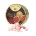 Фото упаковки и самих леденцов Cavendish & Harvey розовый грейпфрут (sour grapefruit drops) 200г