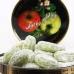 Фото леденцы Cavendish & Harvey сочное яблоко крупный план