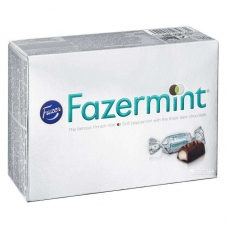 FAZER Фацерминт конфеты с мятной начинкой 150 г.