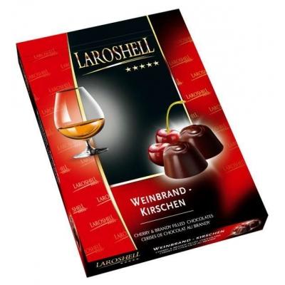 Ла Рошель Шок.конфеты бренди и вишня, 150г
