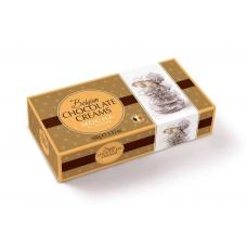 Шоколадные конфеты Geldhof кремовые снежки с начинкой кофе мокко 100г
