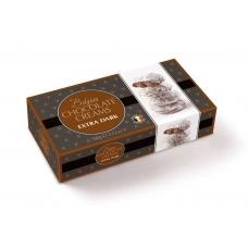 Шоколадные конфеты Geldhof кремовые снежки с начинкой из темного шоколада 100г