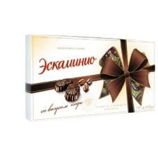 Спартак Шок.конфеты Эскаминио 141г вкус кофе