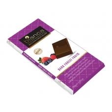 Bianca шоколад  с лесными ягодами (dark forest fruits) 100г