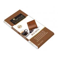 Bianca шоколад  молочный с кофе (milk coffee) 100г