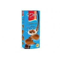 Хрустящий молочный шоколад в виде чипсов 80г (Crispinos Milk)