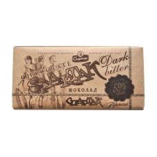 "СПАРТАК Шоколад ""Горький"" 56%, эт.крафт 90г"
