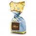 Фото упаковки шоколадной конфеты Oliva bacio di borgo из набора ассорти пралине Noccioghiotti