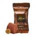Фото упаковки темных шоколадных трюфелей иза ассорти Oliva Tartufi