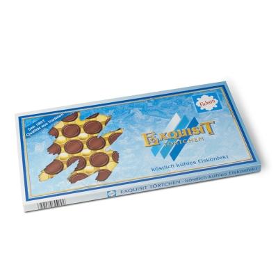 Фото упаковки шоколадных конфет Eichetti «Exquisit» 150г