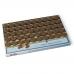Фото открытая коробка шоколадных конфет Eichetti «Exquisit» 150г
