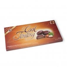 Шоколадные конфеты Eichetti с охлаждающим эффектом с начинкой вкуса фундука Cool Fantasy Noisette 150г