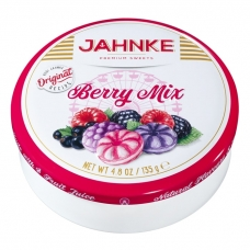 Леденцы Jahnke со вкусами ягод (berry mix) 135г