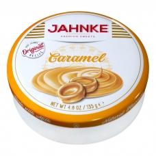 Леденцы Jahnke со вкусом карамели (caramel) 135г