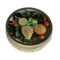 Леденцы Cavendish & Harvey фруктово-ягодное ассорти (mixed fruits drops) 50г