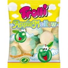 Trolli маршмеллоу яблочное с фруктовой начинкой Apple Mallow 150г