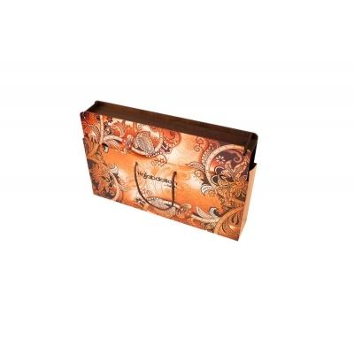 """Фото упаковки конфет Hajabdollah """"Традиция"""" из царской халвы в шоколадной глазури со вкусами ванили, капучинно, корицы 500г"""