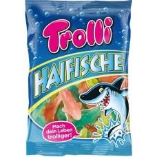 Trolli мармелад жевательный Акулы фасованный Haifische 200г