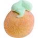 Фото маршмеллоу Trolli персиковое с фрукт. начинкой
