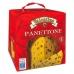Фото упаковки вид спереди кулича панеттоне с изюмом и цукатами 1000г Италия
