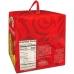 Фото упаковки вид слева панеттоне с изюмом и цукатами 1000г Италия