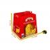 Фото упаковка с размерами панеттоне Италия Валентино 100г с изюмом цукатами