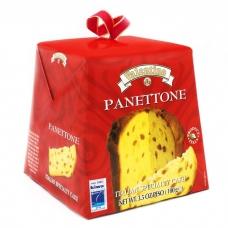 Кулич панеттоне пасхальный с изюмом и цукатами Valentino 100г