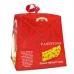 Фотография вид слева упаковка панеттоне Валентино 100г с изюмом и цукатами