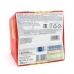 Фото вид снизу упаковка панеттоне Валентино 100г с изюмом и цукатами