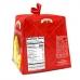 Фото вид сзади упаковка панеттоне Валентино 100г с изюмом и цукатами