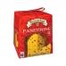 Фото упаковки вид спереди панеттоне Италия с изюмом цукатами Valentino 500г
