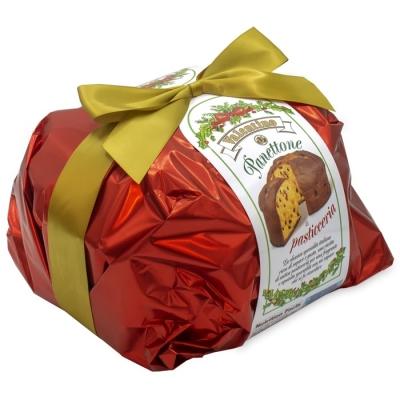 Фото упаковки кулича панеттоне пасхального Panettone di Pasticceria