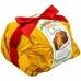 Фото упаковки панеттоне Италия Panettone di Pasticceria золотистый