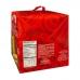 Фото упаковки вид справа кулич панеттоне Valentino с шоколадным кремом 750г