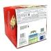 Фото упаковки, вид снизу панеттоне с кусочками шоколада Valentino 750г