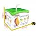 Фото упаковки с размерами панеттоне Италия цитрус. цукаты 750г Валентино