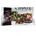 Фото упаковки (сверху) набора конфет BARBIERI CHOCCO Ассорти №1 1000г